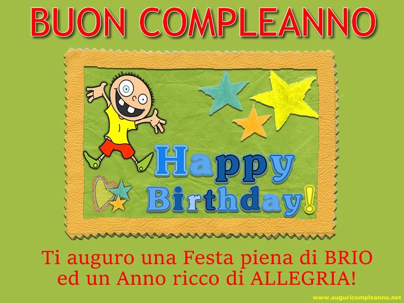 I Migliori Auguri Compleanno Auguri Di Buon Compleanno Divertenti