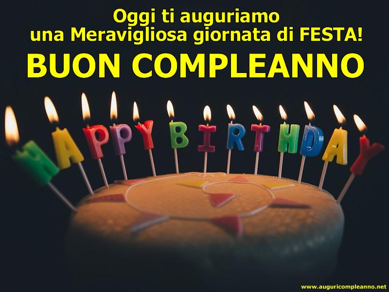 Buon Compleanno Facebook