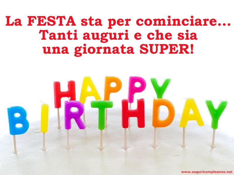 Buon Compleanno Whatsapp